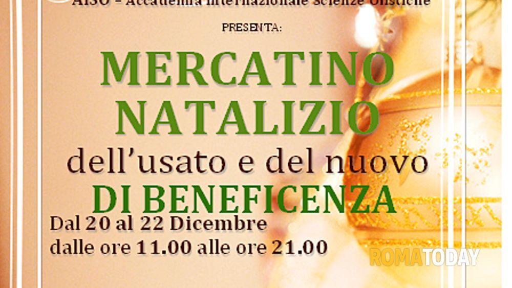 Mercatino natalizio di beneficenza dell 39 usato e del nuovo - Mercatino dell usato ciampino ...