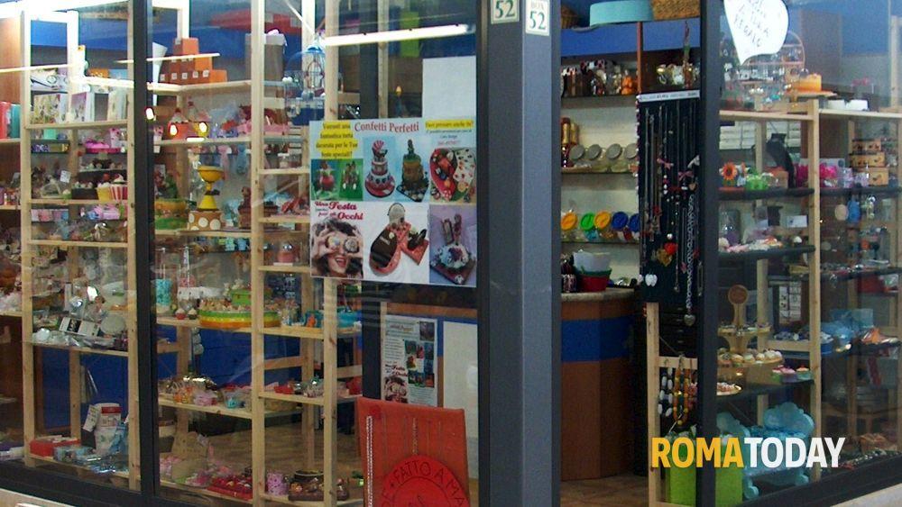 apertura nuovo negozio a roma tutto per il cake design ...