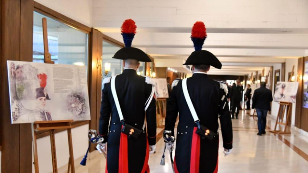Calendario Storico Carabinieri 2019.Calendario Storico Carabinieri 2019