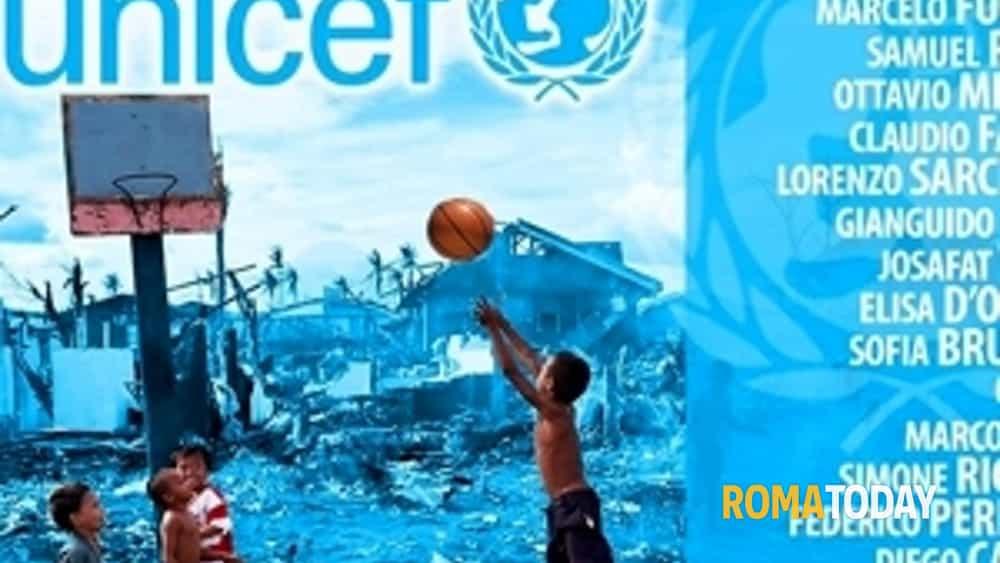 """Club Basket Frascati, count down per """"Frascati a canestro"""" organizzato con l'Unicef - RomaToday"""