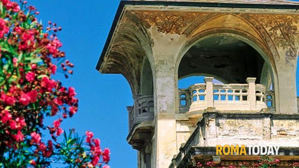 Viaggio nel liberty fra i villini e giardini di roma - I giardini di marzo ristorante roma ...