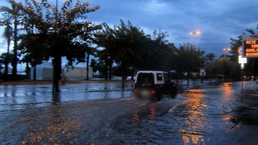 Maltempo, scuole chiuse a Civitavecchia - RomaToday
