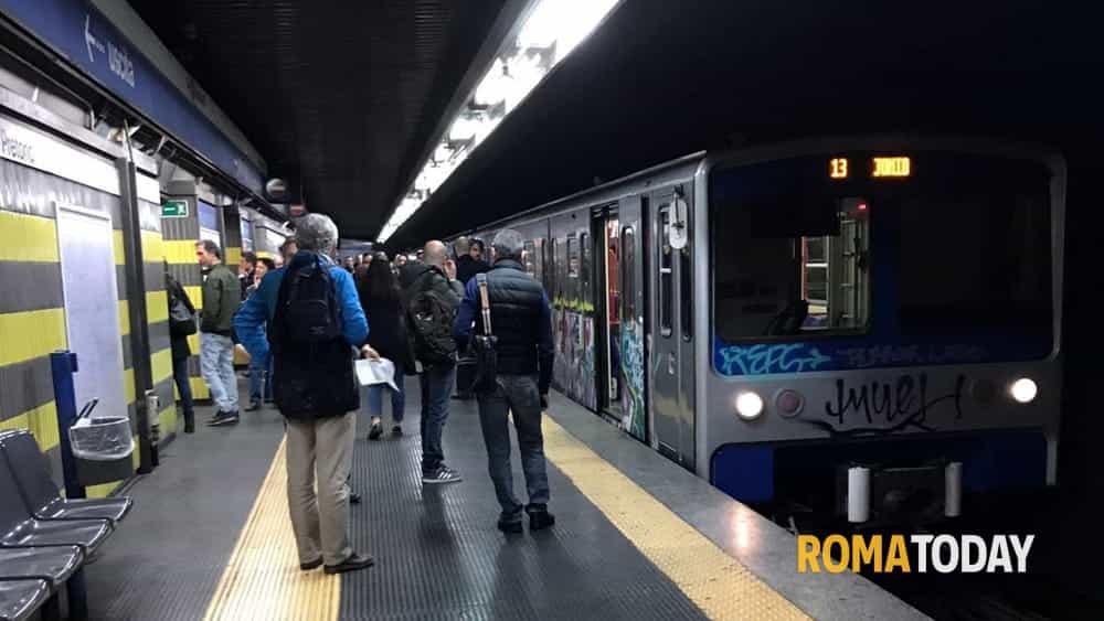 Metro B, incidente a Castro Pretorio: morto giovane di Taurisano (Lecce)