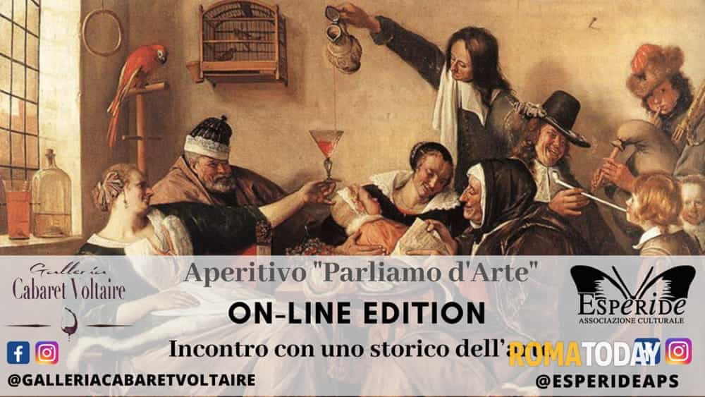 """""""Parliamo d'arte"""", edizione online"""