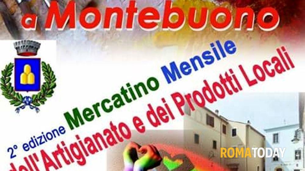 Mercatino mensile dell 39 artigianato a montebuono - Mercatino dell usato ciampino ...