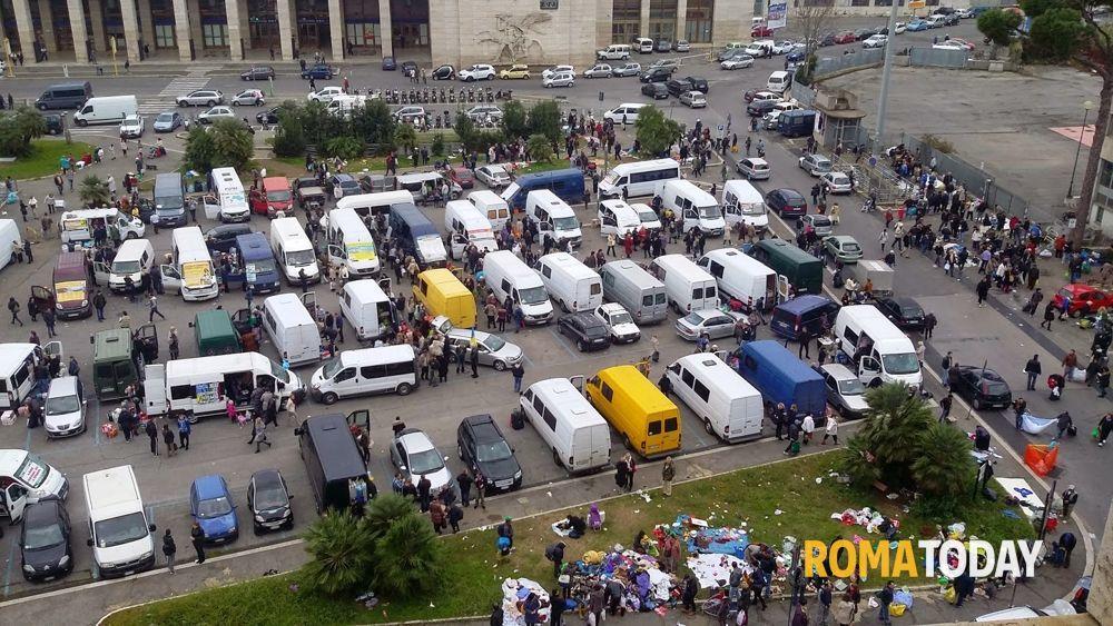 Degrado piazzale partigiani 11 - Porta portese offerte lavoro roma ...