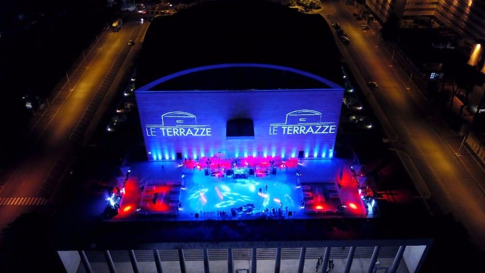 Le Terrazze Torna L Estate Al Palazzo Dei Congressi 7