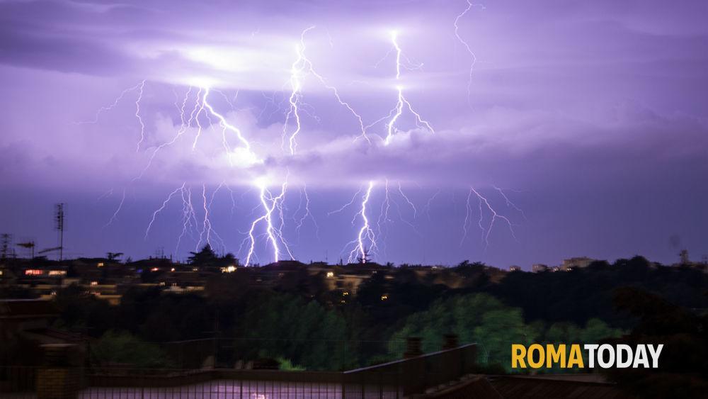 Meteo a Roma: maltempo 7 novembre 2017