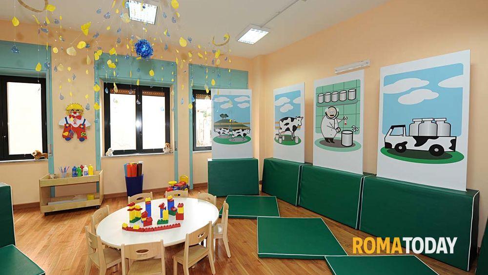 Iscrizioni asili nido roma s della giunta alla delibera for Graduatorie asilo nido roma