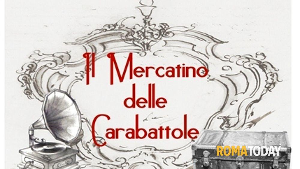 Il mercatino delle carabattole a vigne nuove antiquariato for Mercatino colleferro
