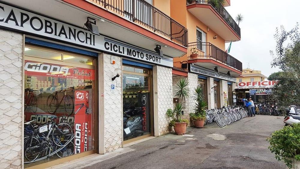 Black Friday da Cicli Capobianchi