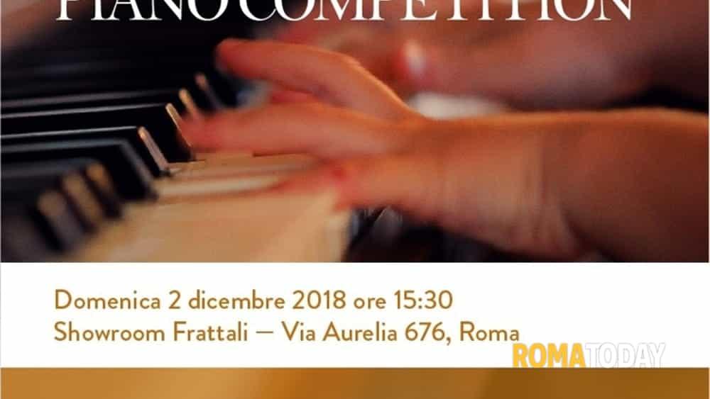 Frattali Mobili Roma Via Aurelia.Sulle Note Dell Infanzia Frattali Piano Competition