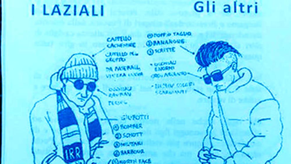 Come si veste un tifoso della Lazio: il vademecum degli