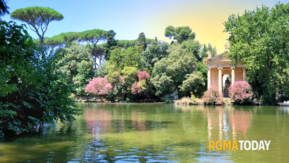 Villa Pazzi Roma