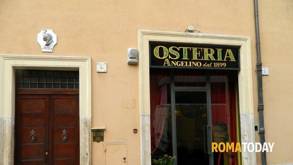 La cucina romanesca dell osteria angelino dal 1899 for Cucina giudaico romanesca