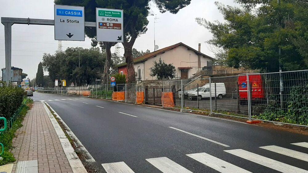 """Via Trionfale diventa """"strada nuova"""": al via il rifacimento, ma per la ciclabile non c'è spazio"""