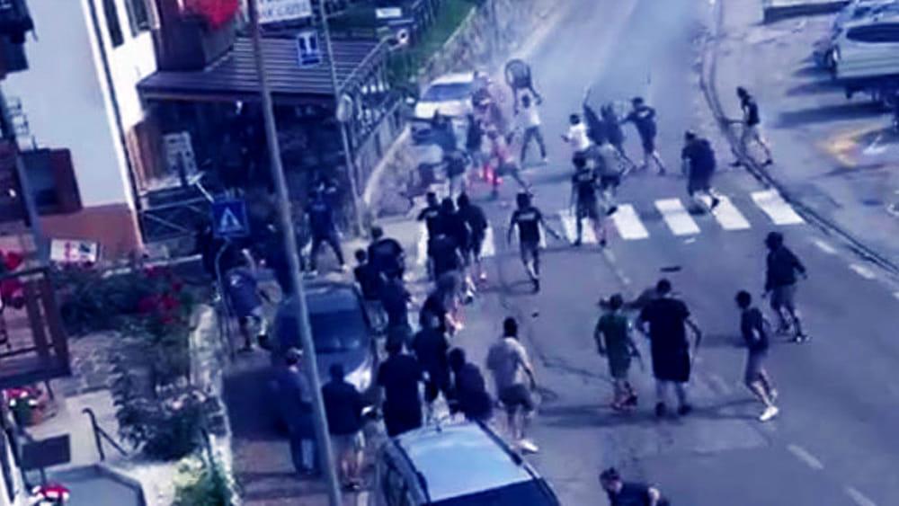 SCONTRI LAZIO SPAL Arrivano nuovi provvedimenti della Polizia