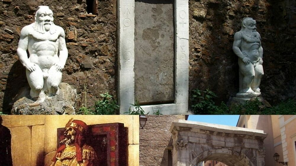 Roma tra alchimia ed esoterismo, visita guidata