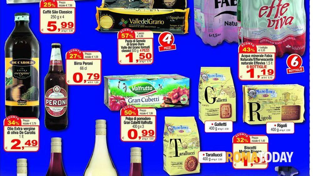 Offerta volantino supermercato CTS