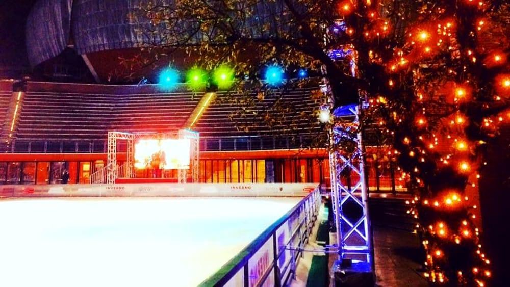 Natale all'Auditorium tra concerti, mercatini e pista del ghiaccio