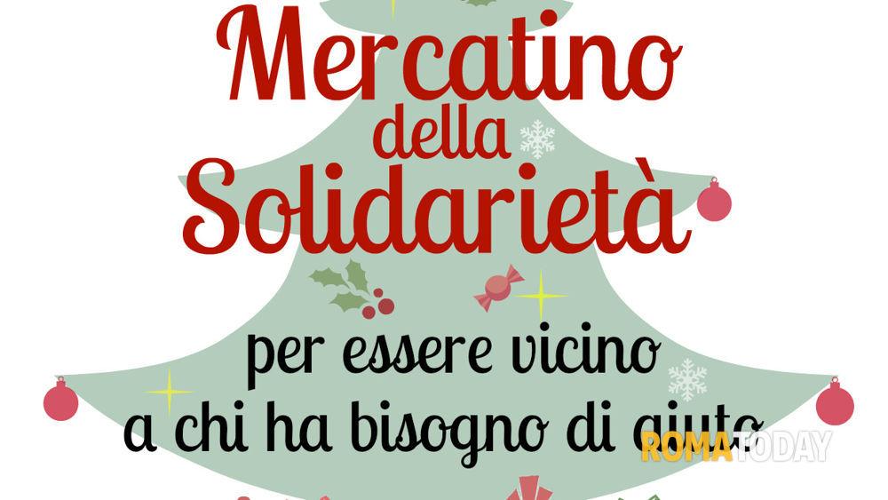 Il mercatino della solidariet all 39 hotel parco dei for Mercatino colleferro