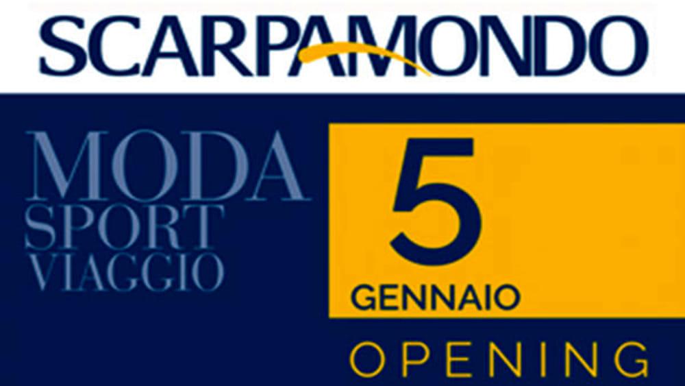 Commerciale Opening Aura – New Centro Scarpamondo tQsdxChr