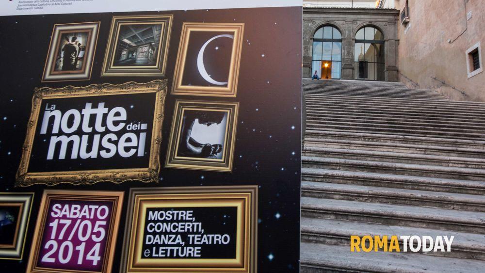 La Notte dei Musei a Roma (foto Andrea Ronchini)