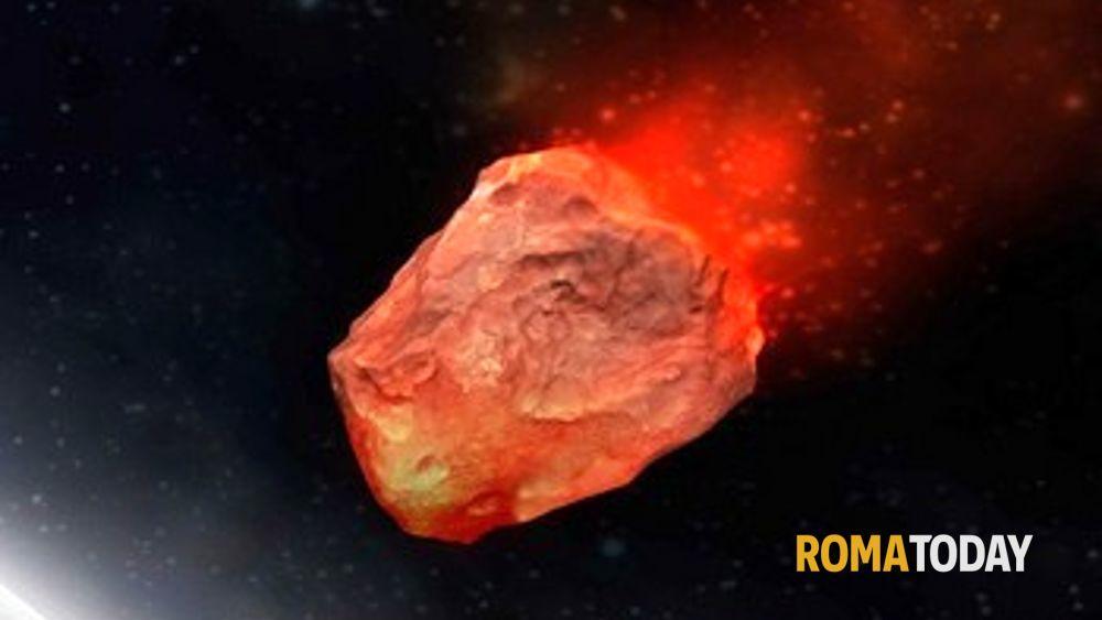 Meteoriti quando lo spazio comunica mostra a palazzo for Mostra palazzo delle esposizioni