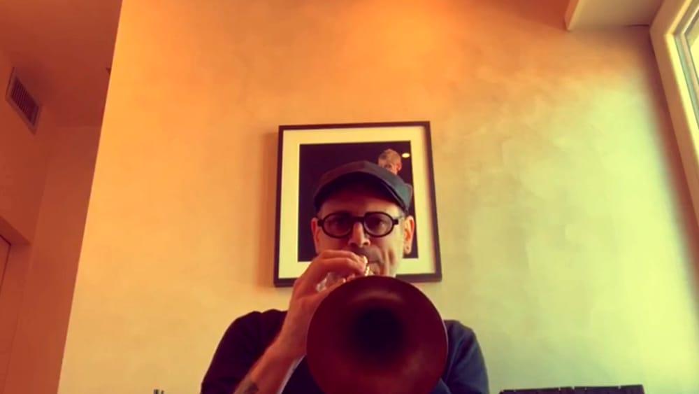 Da Fresu a Bosso, i grandi artisti live sui canali social di Casa del Jazz