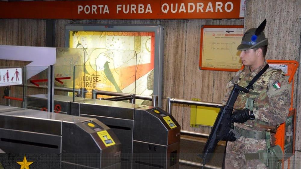 Rissa alla stazione metro porta furba quadraro tre arresti - Hotel roma porta furba ...