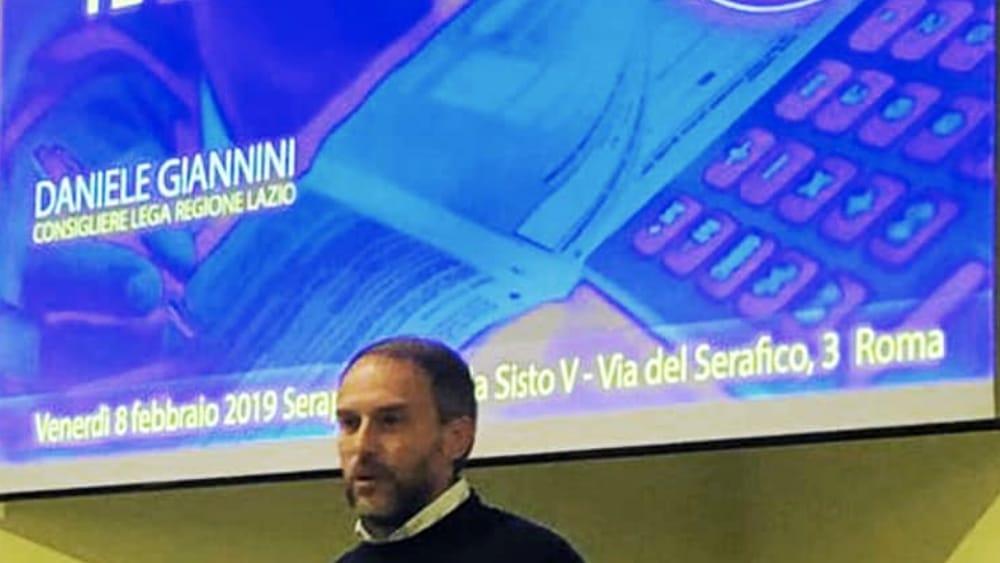 Regione, il consigliere Daniele Giannini rischia la ...