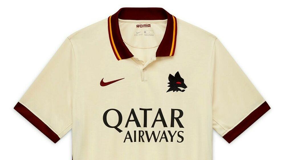 As Roma, ecco la nuova maglia da trasferta. Richiama linea e ...