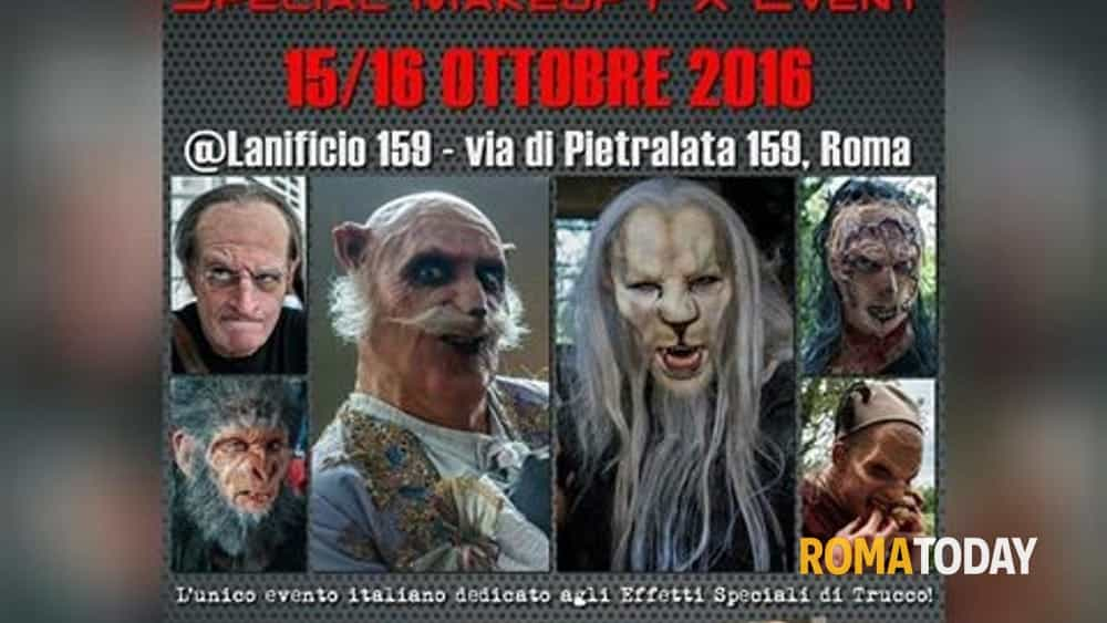 EffectUs Event 2016 - L'unico evento italiano di Special Make-up Effects