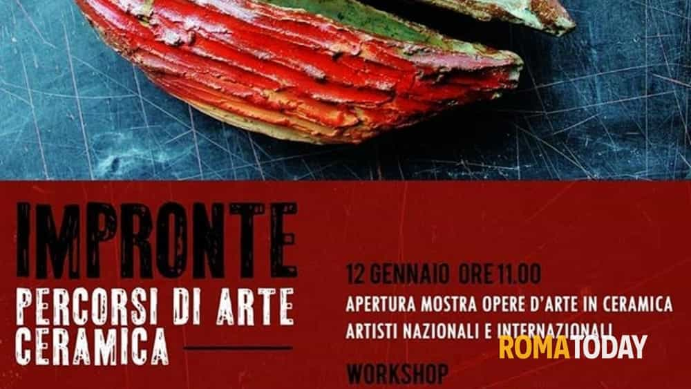 Ceramiche Tor Di Quinto Roma.A Tolfa Mostre E Workshop Di Arte Ceramica Tra Italia E Scandinavia
