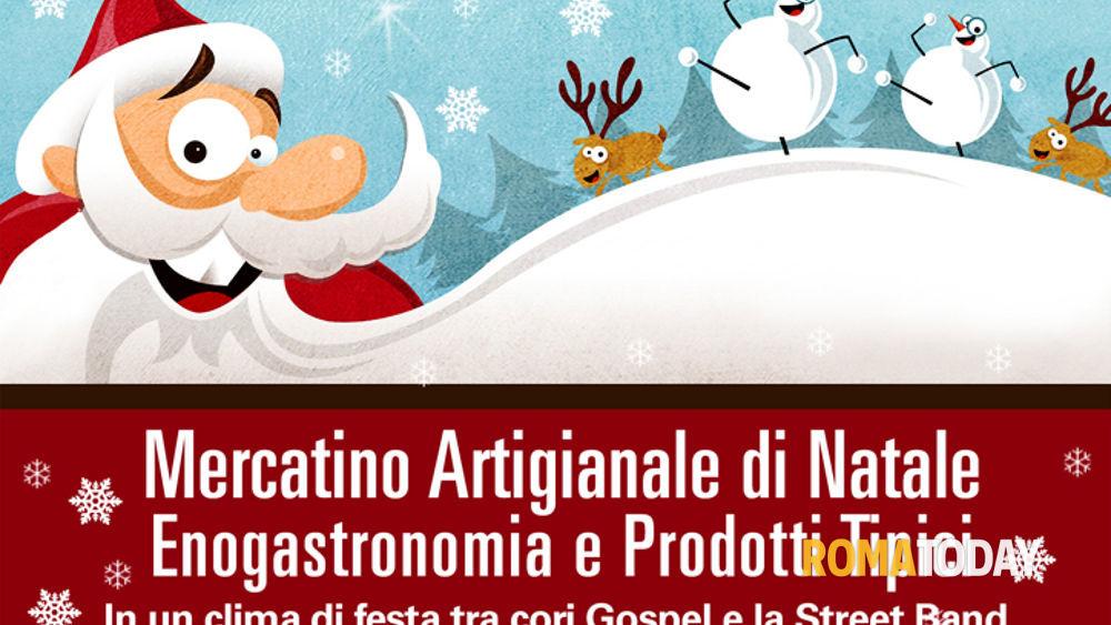 Mercatino di natale a marconi il 20 e 21 dicembre for Mercatino colleferro
