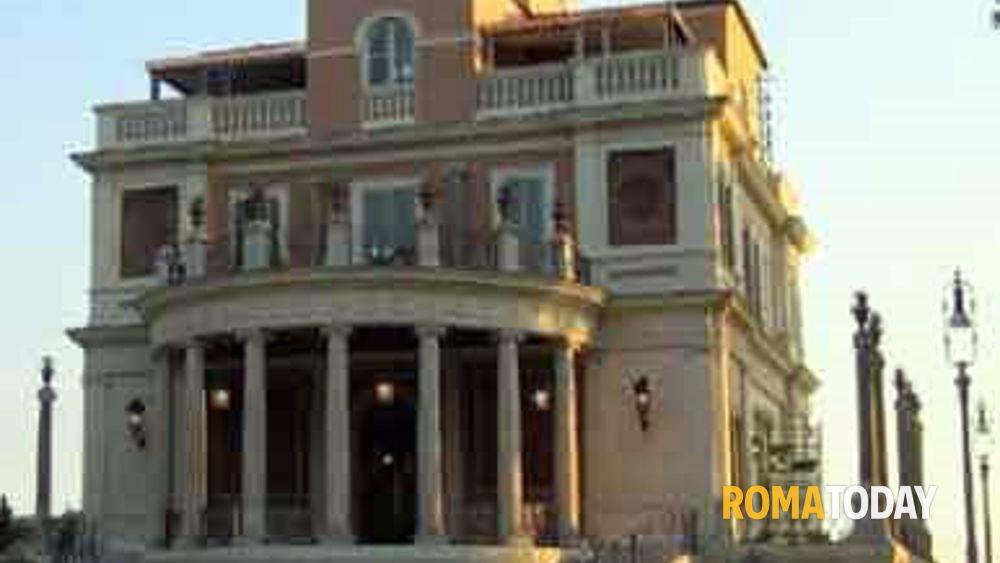 Villa casina madama