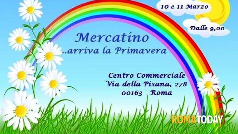 Mercatino arriva la primavera for Mercatino colleferro