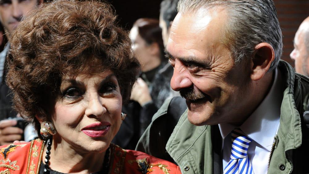 Gina Lollobrigida a Castel Romano: guest star della mostra ...