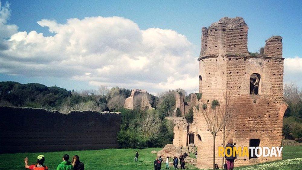 Parco Dell Appia Antica Ok Della Regione Altri 1200