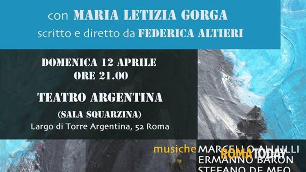 """Al Teatro Argentina lo spettacolo multiartistico """"Il Fiore ..."""
