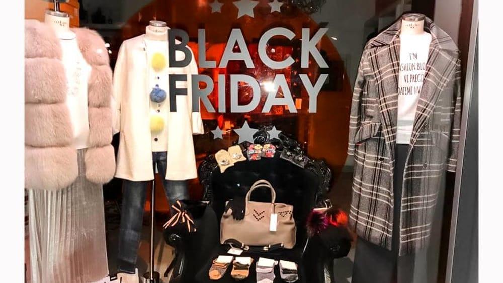 Black friday da rever a prati - Black friday porta di roma ...
