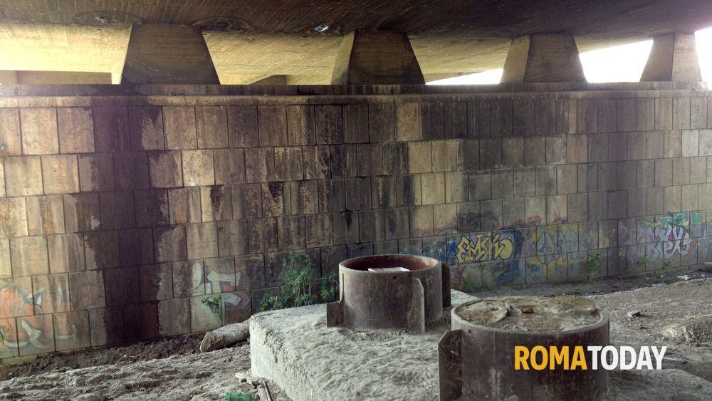 Ponte marconi i resti della casa di rita 11 for Ponte sul davanti della casa