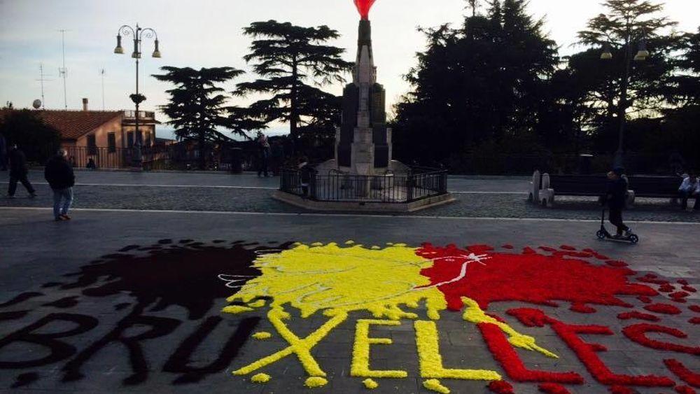 Tappeto Floreale Bruxelles : Fantastiche immagini in tappeto floreale su