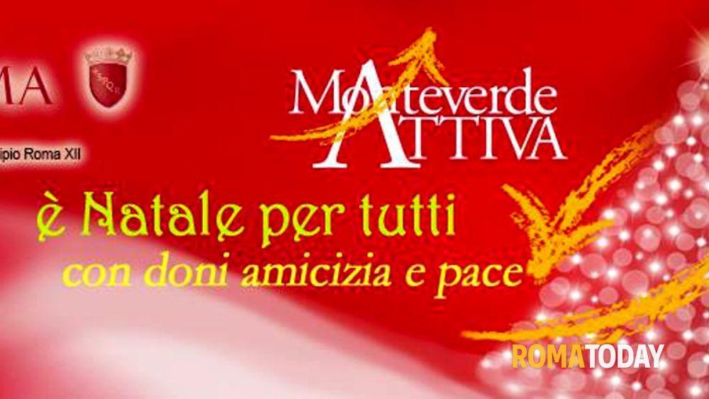 Natale a monteverde iniziative culturali divertimenti e for Mercatino colleferro
