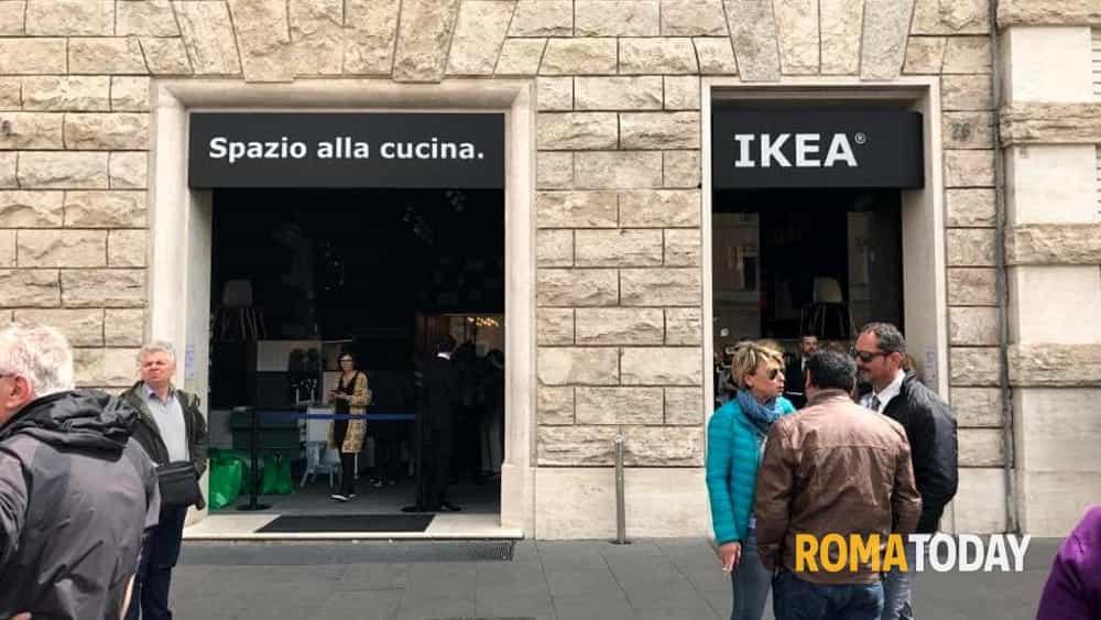 Ikea In Piazza San Silvestro Ecco Lo Store A Tempo Dedicato Alla