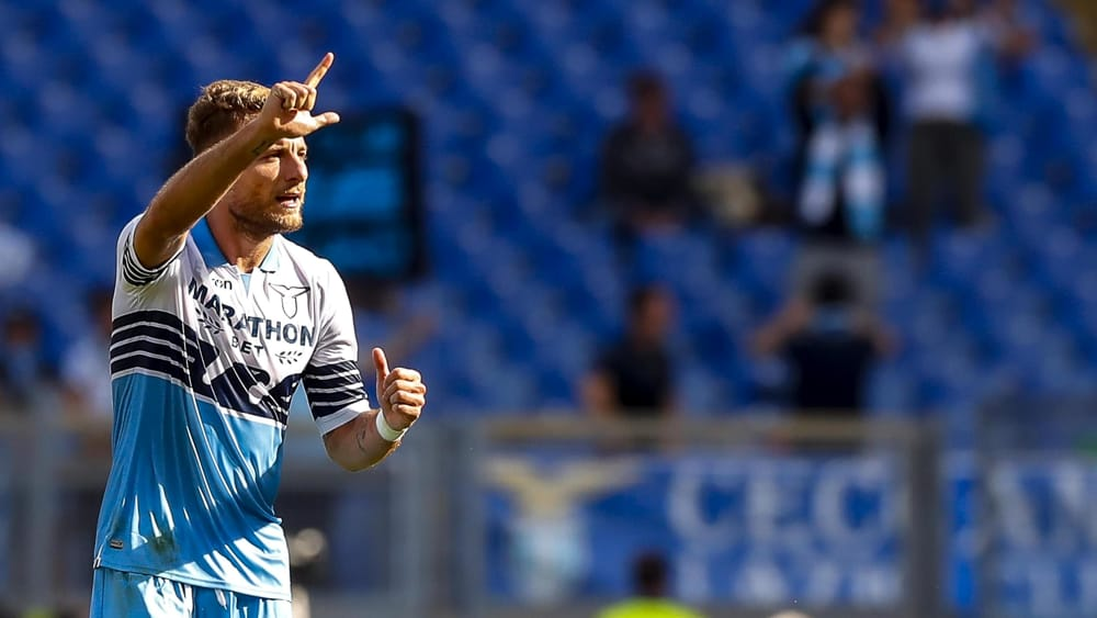 Lazio-Spal, le pagelle: Immobile è indemoniato. Bene Cataldi ...