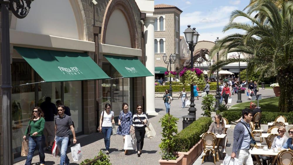 official photos 60d5f fd42d Fashion Festival a Castel Romano Designer Outlet | 29 ...