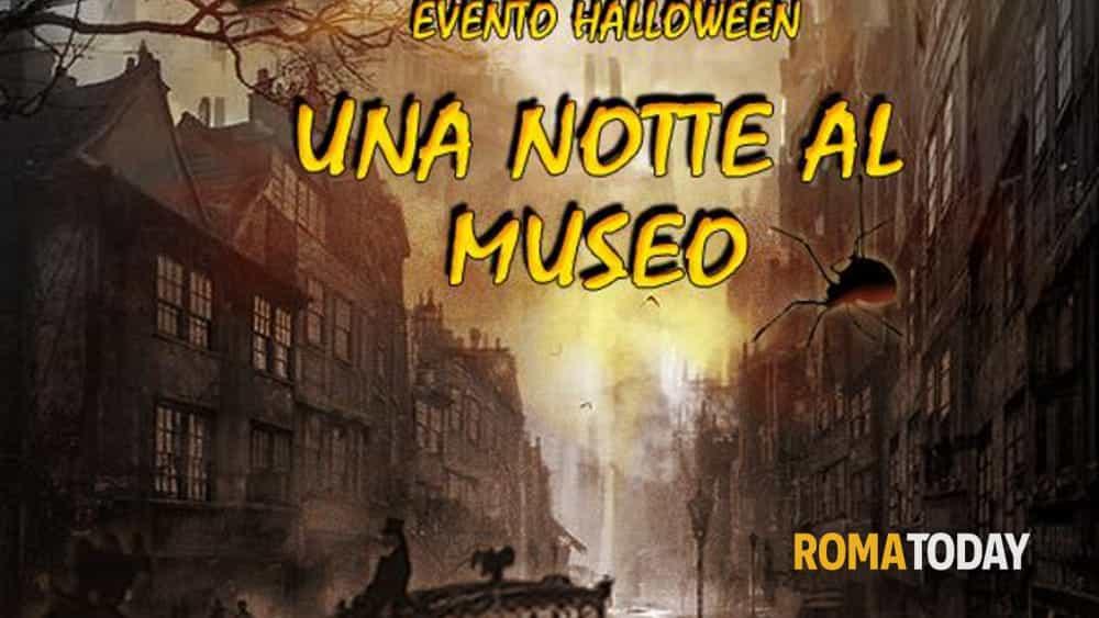 Notte Al Museo.Halloween In Una Notte Al Museo