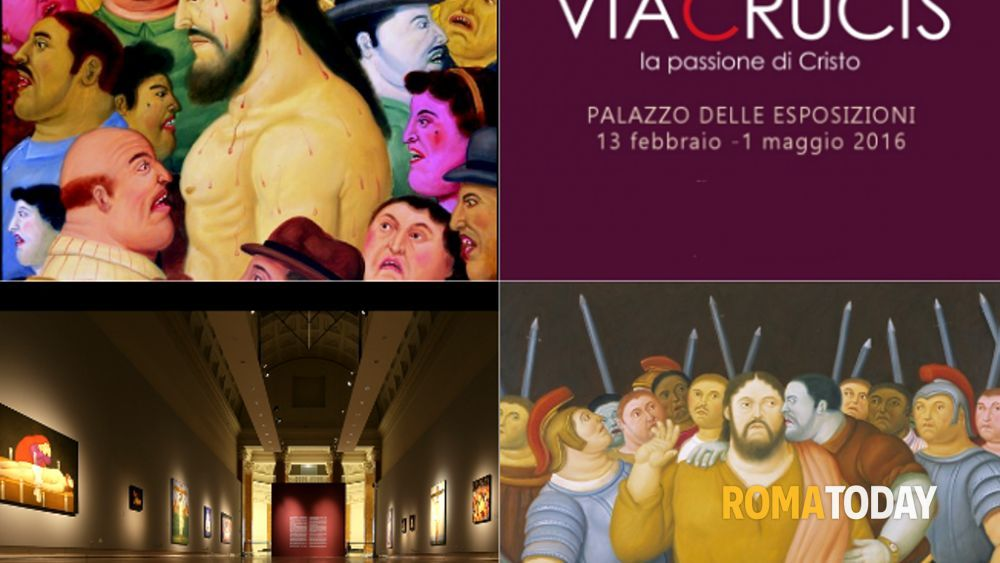 Botero palazzo delle esposizioni visita guidata for Mostra palazzo delle esposizioni