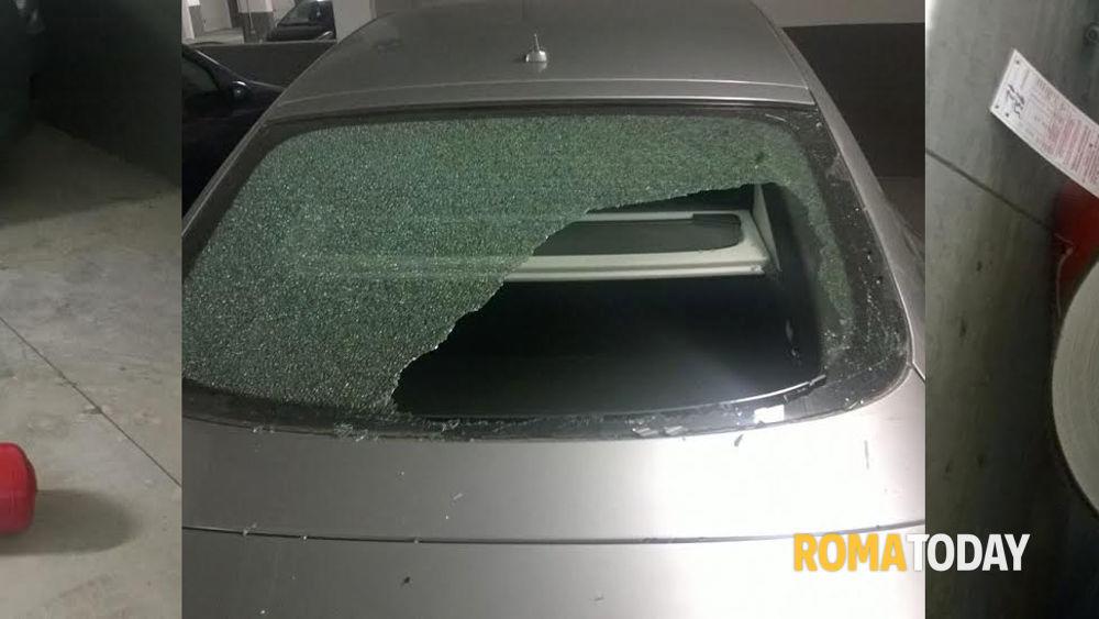 Allarme sicurezza a porta di roma furti nei box auto e for 2 box auto di grandi dimensioni